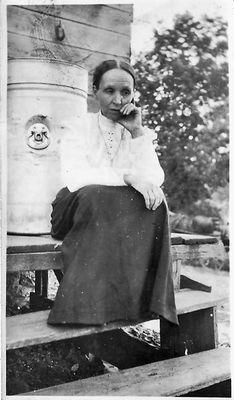 Margaret Emma Trennum Hamilton, 1912