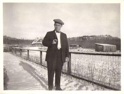Theodore Thorne Hamilton, Endako, British Columbia