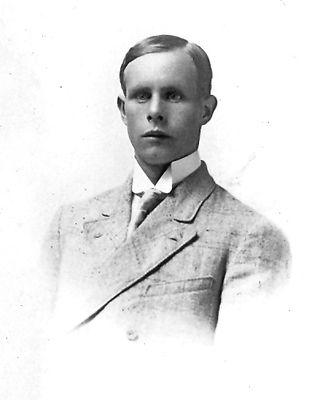 Russell Bernard Hamilton