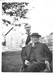 Russell and William Henry, c1914