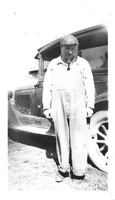 William Dwight Hamilton, 1938
