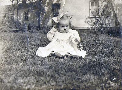 Lottie Sophia Hamilton, 1908