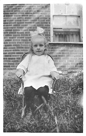 Nora Janet Hamilton, c1914