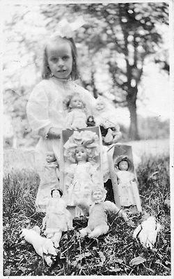 Blossom Lillian Hamilton, c1913