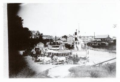 Scugog River Side-wheelers