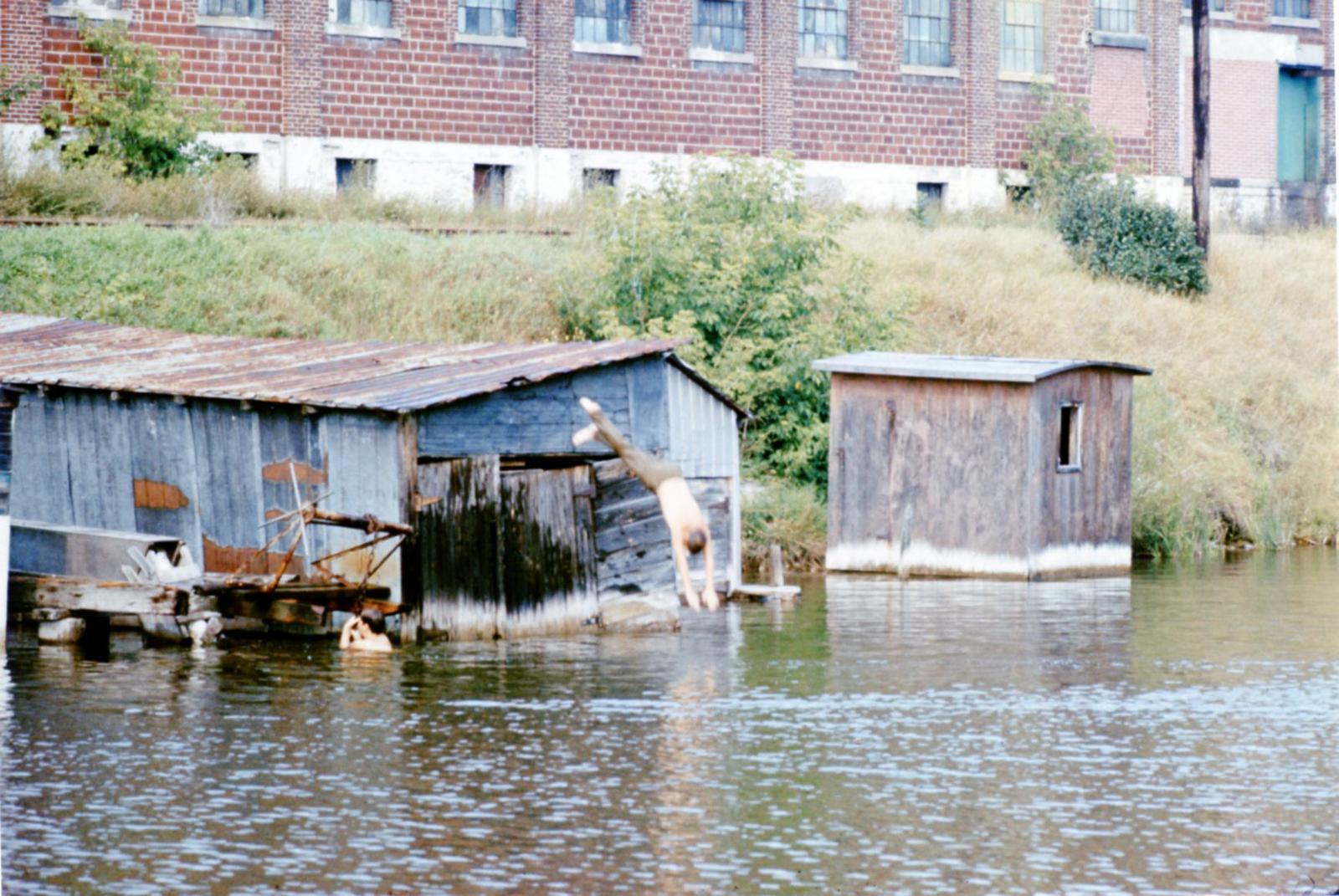 Scugog River, Lindsay