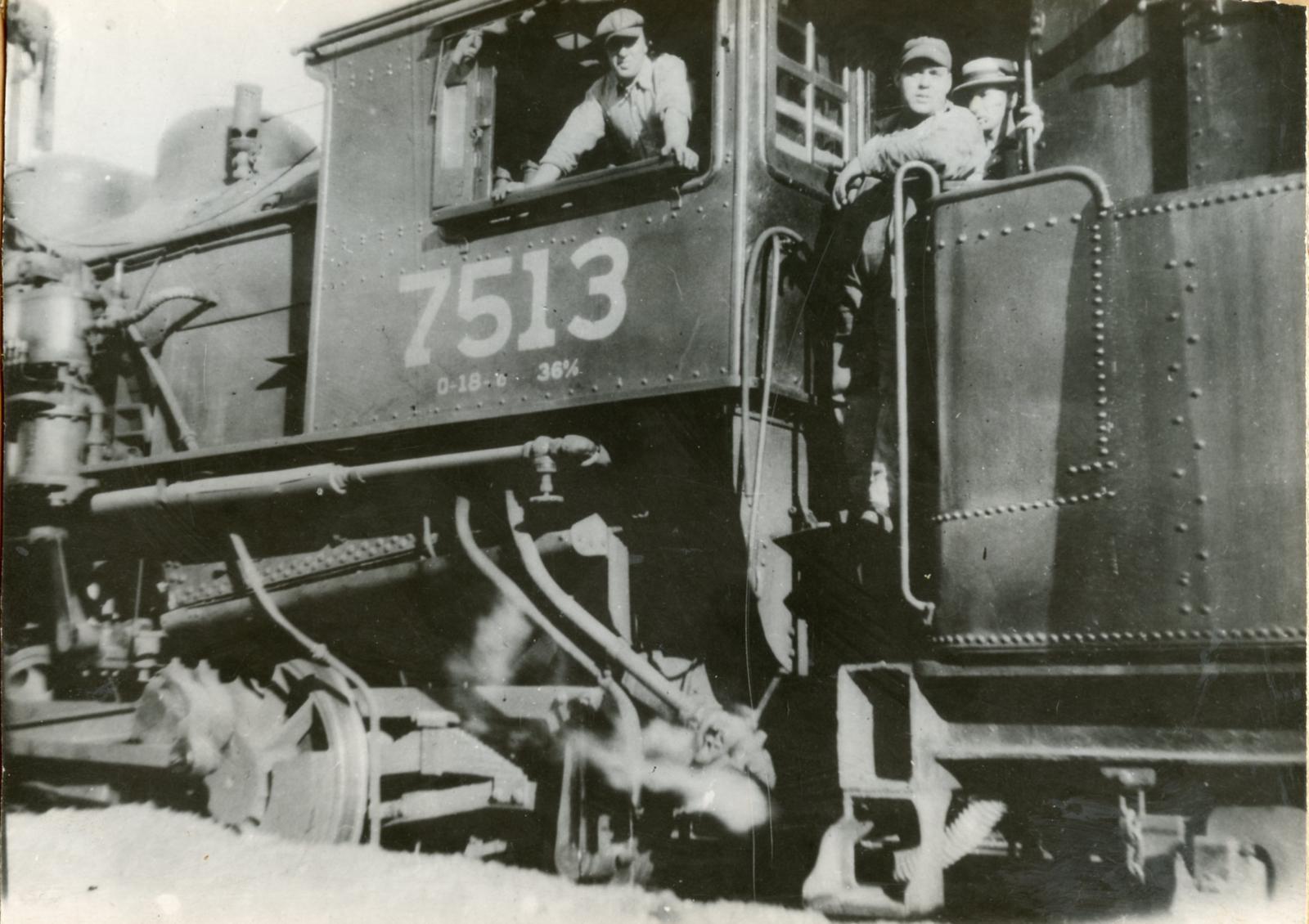 Engine 7513