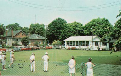 Lindsay Lawn Bowling Club