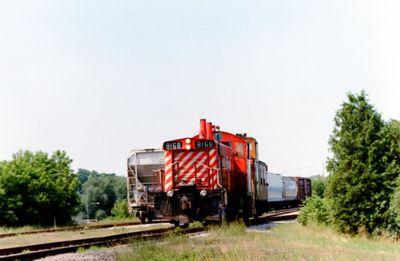 Engine 8168