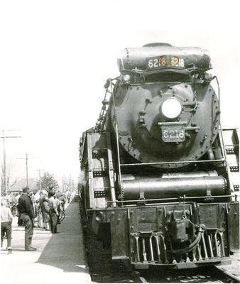 CNR Engine 6218