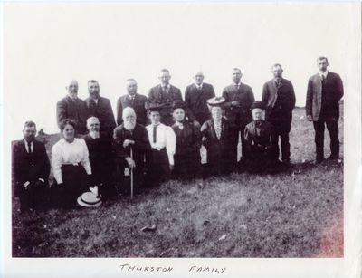 page 1 - Thurston Family