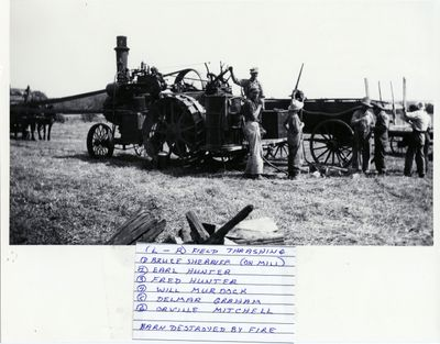 page 32 - Field Threshing