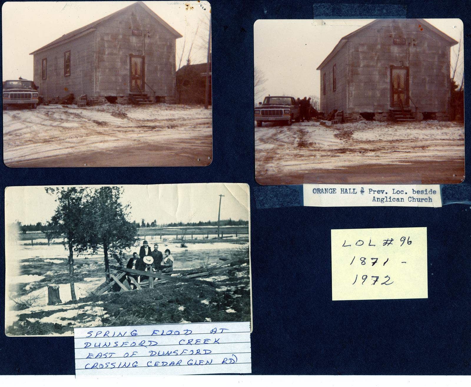 page 37 - Orange Hall and Spring Flood