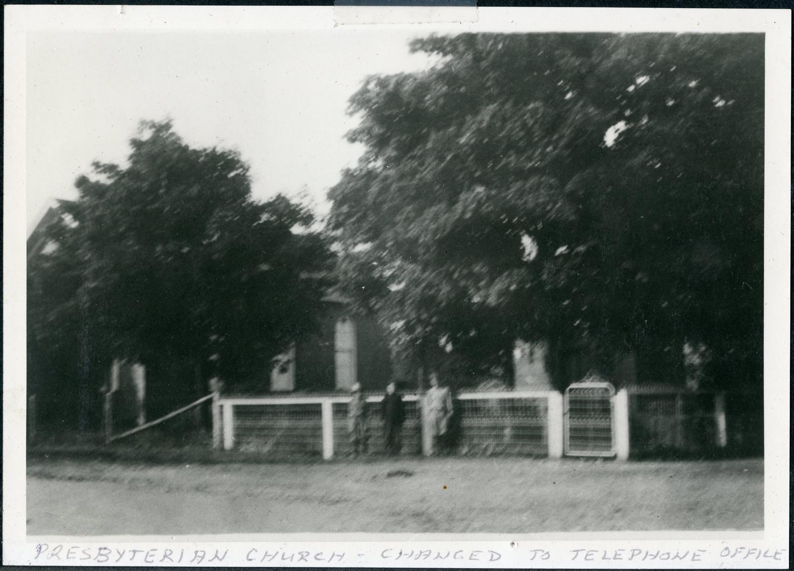 page 58 - Presbyterian Church