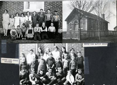 page 78 - Scotch Line School Children and Church