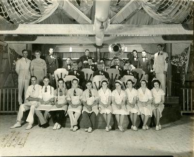 Addendum page 1 - Greenhurst Pavilion staff and band