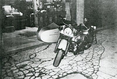 Lindsay Police Bike 1962