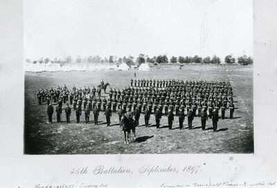45th Victoria Battalion of Infantry