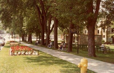 Victoria Park, Lindsay
