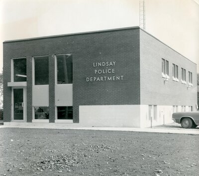 Police Department, Lindsay