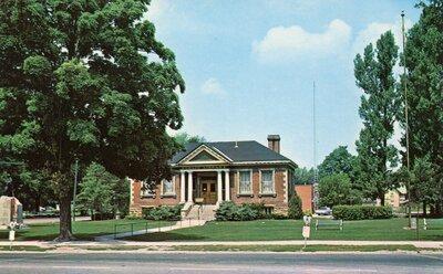 Lindsay Branch, Kawartha Lakes Public Library