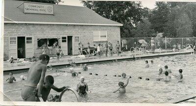 Community Outdoor Swimming Pool, Lindsay
