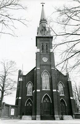 St. Mary's Catholic Church, Lindsay