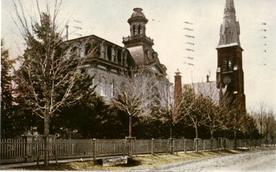 St. Dominic's School, Lindsay