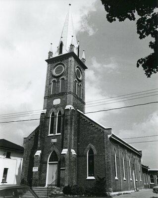 Cambridge Street Baptist Church, Lindsay