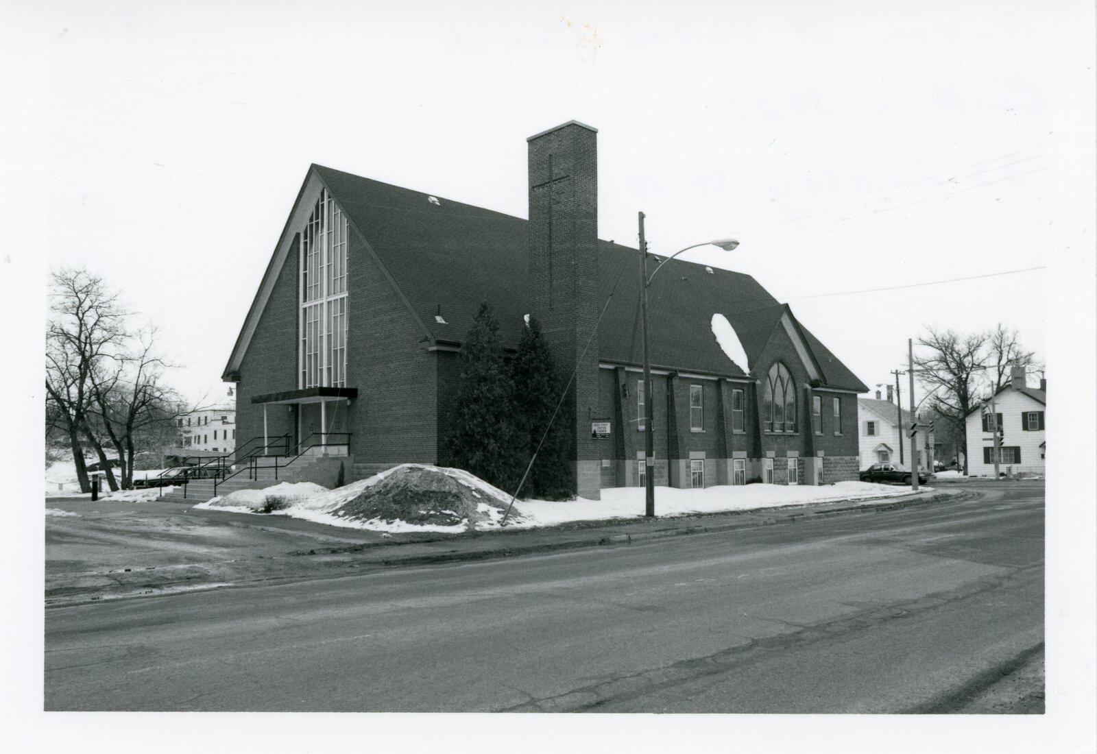 Queen Street United Church, Lindsay