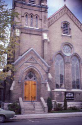 St. Andrew's Presbyterian Church, William Street, Lindsay