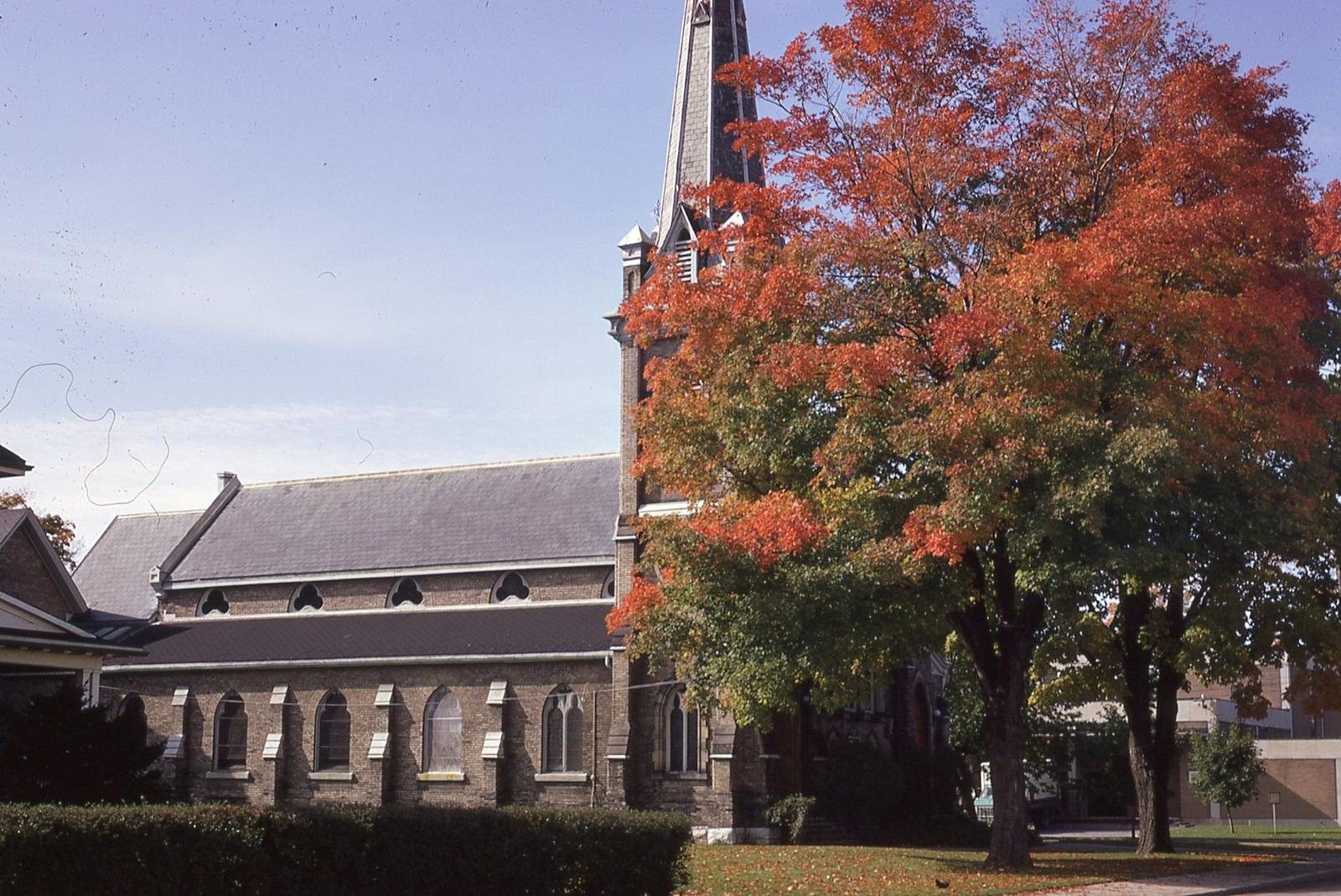 St. Paul's Anglican Church, Russell Street, Lindsay