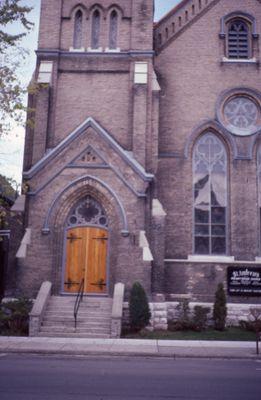 St. Andrew's Presbyterian Church, Lindsay