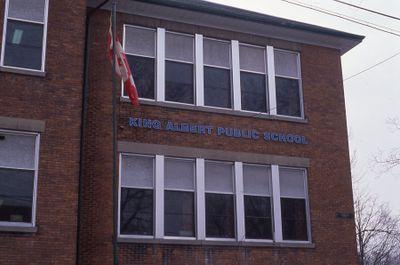 King Albert Public School, Russell Street, Lindsay