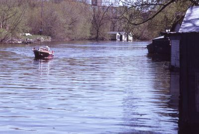 Scugog River Scene, Lindsay