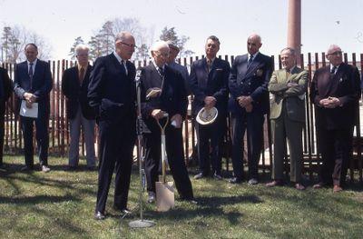 Sod-turning Ceremony for Ross Memorial Hospital