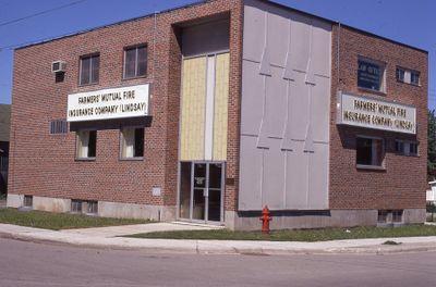 Farmer's Mutual Building, Peel Street, Lindsay