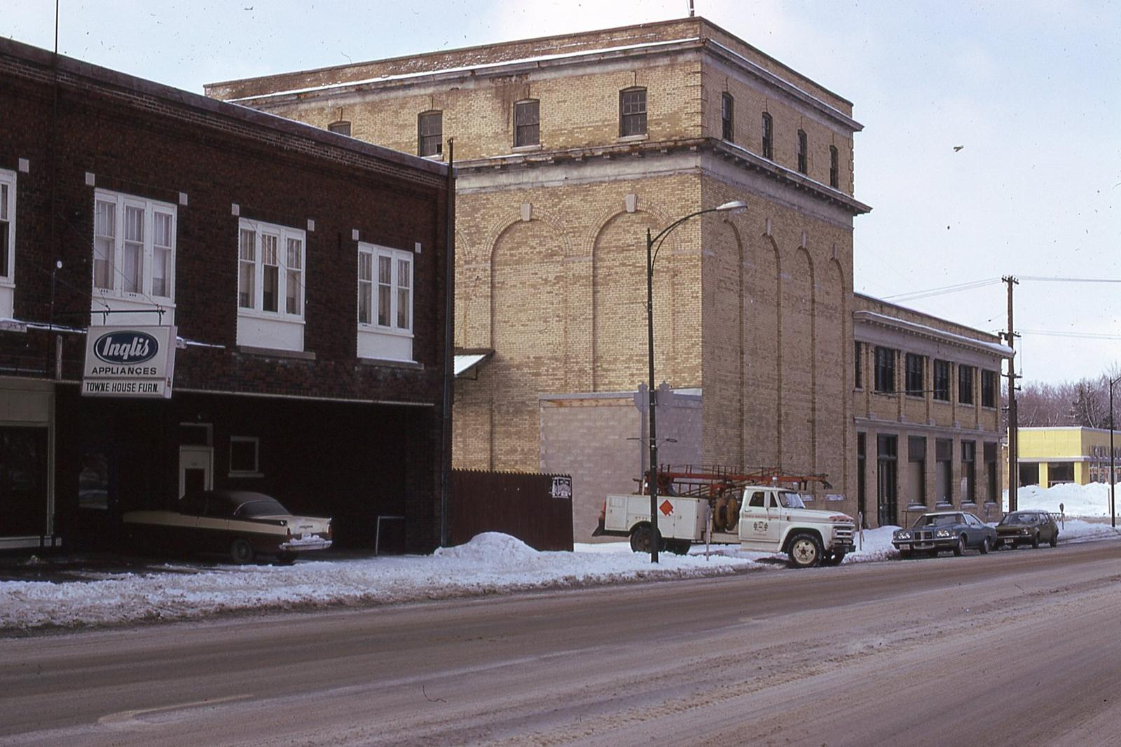 Silverwood's Dairy, Kent Street West, Lindsay