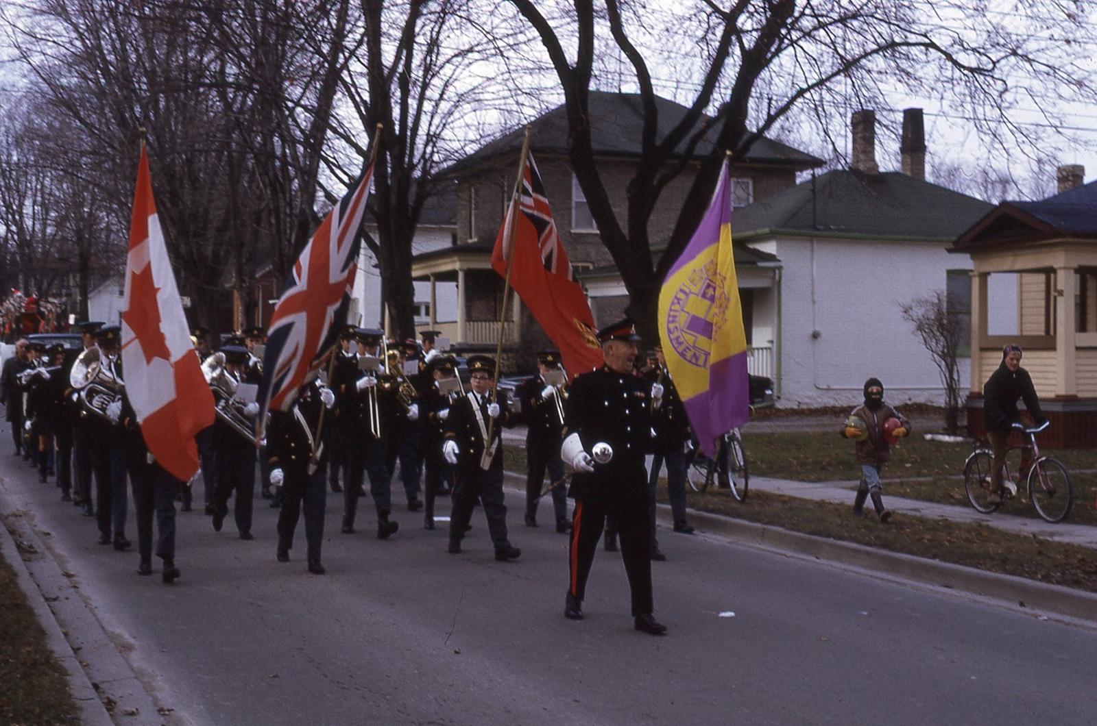 Lindsay Santa Claus Parade 1969