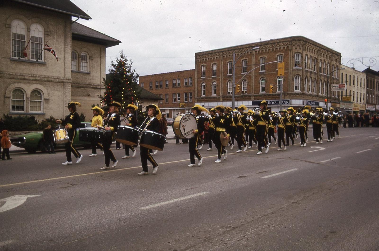 Lindsay Santa Claus Parade 1973