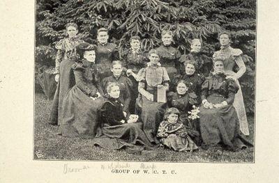 Group of W.C.T.U.