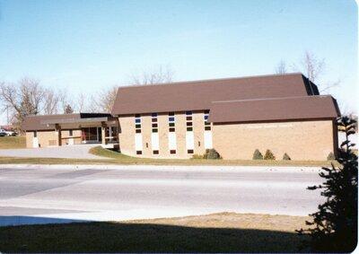 Fairview Baptist Church, Lindsay