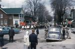 Loyal Orange Parade in Lindsay, 1961