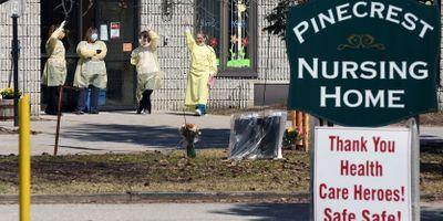 April 1: Bobcaygeon community parade for Pinecrest Nursing Home
