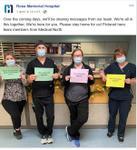 April 1: Medical North team, Ross Memorial Hospital