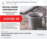 April 2: Virtual Coffee Conversation about Real Estate Markets
