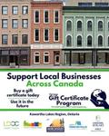 April 7: Kawartha Lakes businesses launch gift certificate program
