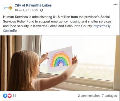 April 16: Human services administering 1.8 million from Social Services Relief Fund