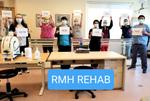 April 20: Ross Memorial's Rehab Team share a message