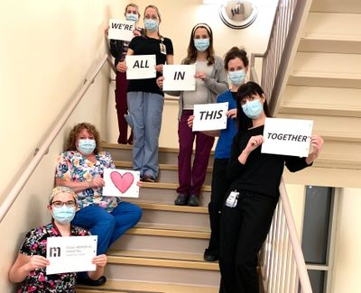 April 20: Messages from Ross Memorial Hospital staff